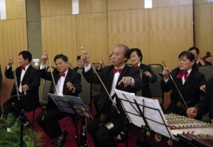 Chinese Musical Saw Association