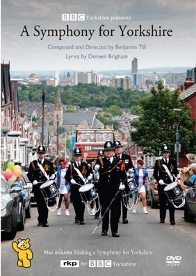 Symphony for Yorkshire DVD